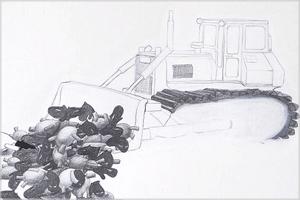 bulldozer 2009